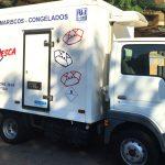 Rotulación de camión con vinilo