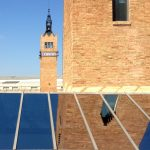 Instalación de lámina solar